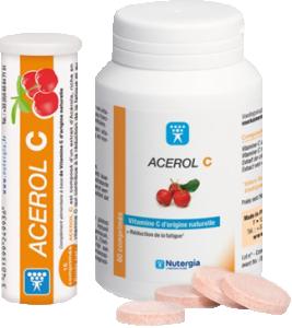 ACEROL C Vitamine C naturelle anti-oxyante
