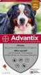 ADVANTIX S ext   très grand chien 40-60kg