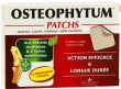 3 chênes osteophytum patchs 14 patchs
